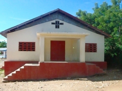 Church in Northwest Haiti