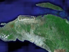 Northwest Haiti from Google Earth